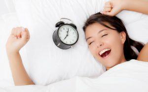 Ngủ đủ giấc giúp cơ thể có đủ thời gian để phục hồi lại các chức năng trong cơ thể